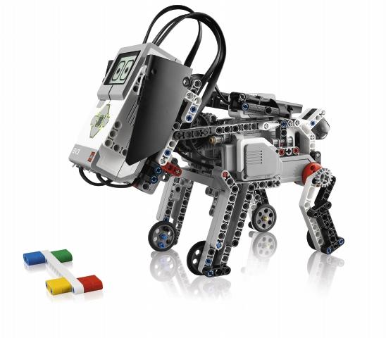 Tečaj robotike v e-Hiši (za otroke stare od 10 do 16 let)