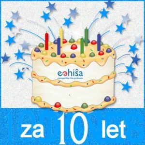 (19.11.) e-Hiša, novogoriška hiša poskusov praznuje 10 let