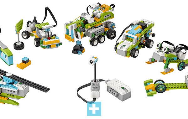 Tečaj robotike Lego WeDo 2.0 v E-Hiši