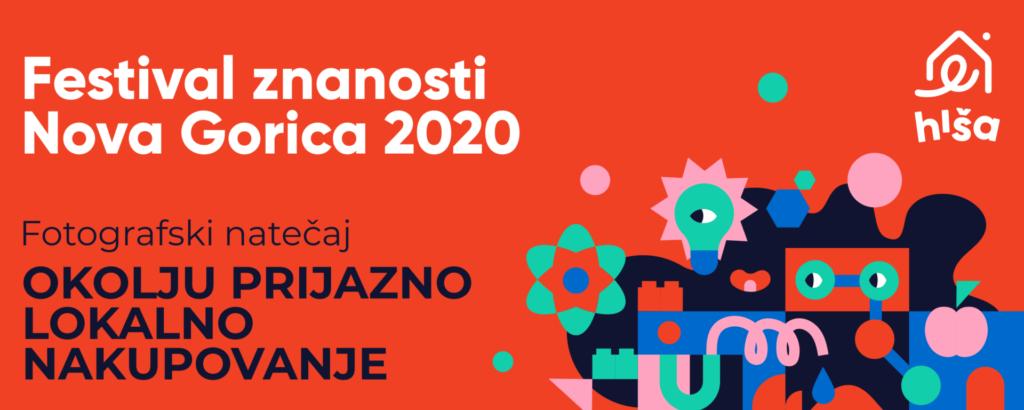 Fotografski natečaje OKOLJU PRIJAZNO LOKALNO NAKUPOVANJE // FZNG 2020